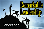From Manager to Remarkable Leader Workshop