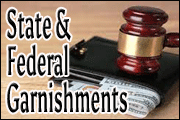 Garnishments, Child Support Orders, And Other Levies