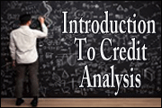 Introduction To Credit Analysis