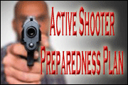 Active Shooter Preparedness Plan