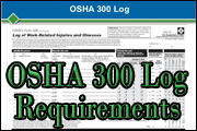 The New OSHA 300 Log Requirements