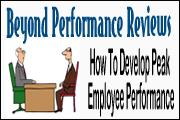 How To Develop Peak Employee Performance