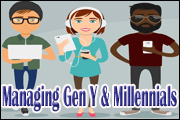 Managing Gen Y And Millennials In A Multi-Generational Workplace