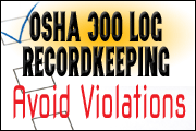 OSHA 300 Log Completion