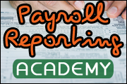 Payroll Reporting Academy