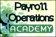 Payroll Operations Academy