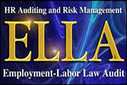 Employment Labor Law Audit (ELLA)