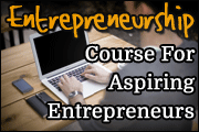 Entrepreneurship Certificate Program