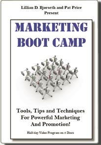 Marketing Boot Camp - DVD Program