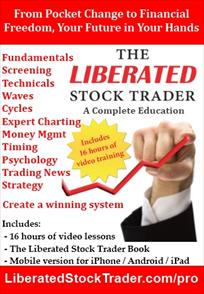 The Liberated Stock Trader PRO Training Course