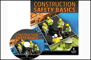 Construction Safety Basics - DVD Training