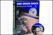 CMV Driver Basics For Entry-Level Training - DVD Program