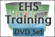 EHS Training DVD Set