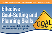 Effective Goal-Setting And Planning Skills