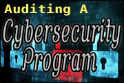 Auditing A Cybersecurity Program