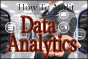 Audit Data Analytics