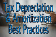Tax Depreciation And Amortization Best Practices