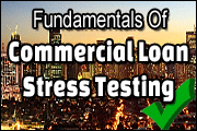 Commercial Loan Stress Testing Fundamentals