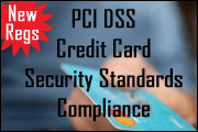 Compliance With The New PCI DSS Credit Card Security Standards