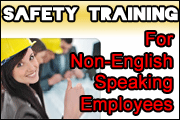 Safety Training For Non-English-Speaking Workers