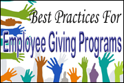 Best Practices For Employee Giving Programs