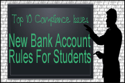 New Federal Rules Target Student Bank Accounts - Top 10 Compliance Issues