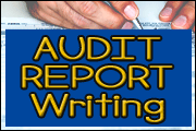 audit-report-writing