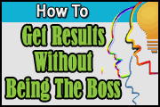 How To Get Results Without Authority
