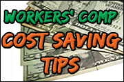 Workers' Comp Cost Savings Tips