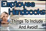 Employee Handbooks: Policies And Procedures