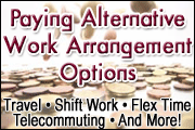 Alternative Work Arrangement Options