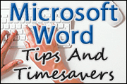 microsoft-word-tips-and-timesavers
