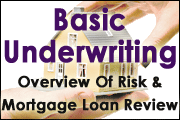 Basic Underwriting