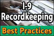 Best Practices For I-9 Recordkeeping