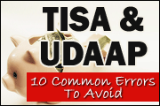 Truth In Savings And UDAAP: 10 Common Errors To Avoid