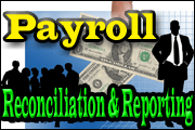 Payroll Reconciliation And Reporting