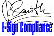 E-Sign for Lending and Critical E-Sign Implementation Issues
