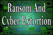 Ransomware And Cyber Extortion