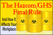 How The Hazcom/GHS Final Rule Affects Your Workplace