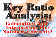 Key Ratio Analysis