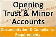 Opening New Accounts: Trust and Fiduciary Accounts