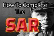 How To Complete The SAR Report