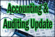 Accounting & Auditing Update