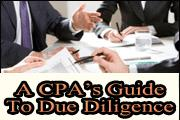 A CPAs Guide To Due Diligence