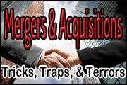 mergers-and-acquisitions-tricks-traps-and-terrors