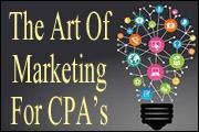 Getting Ahead:  The Art of Marketing for CPAs