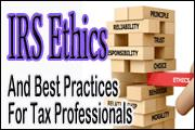 irs-ethics-and-best-practices-for-tax-professionals