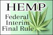 hemp-federal-interim-final-rule