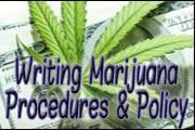 writing-marijuana-procedures-and-policy
