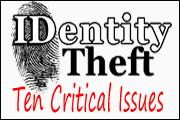 ten-critical-issues-for-identity-theft
